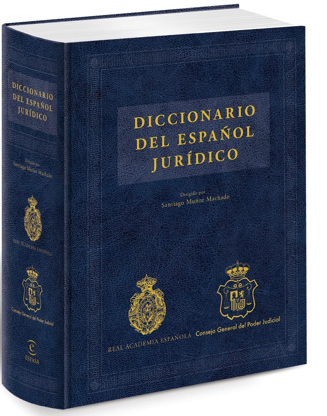 Diccionario del español jurídico | Real Academia Española