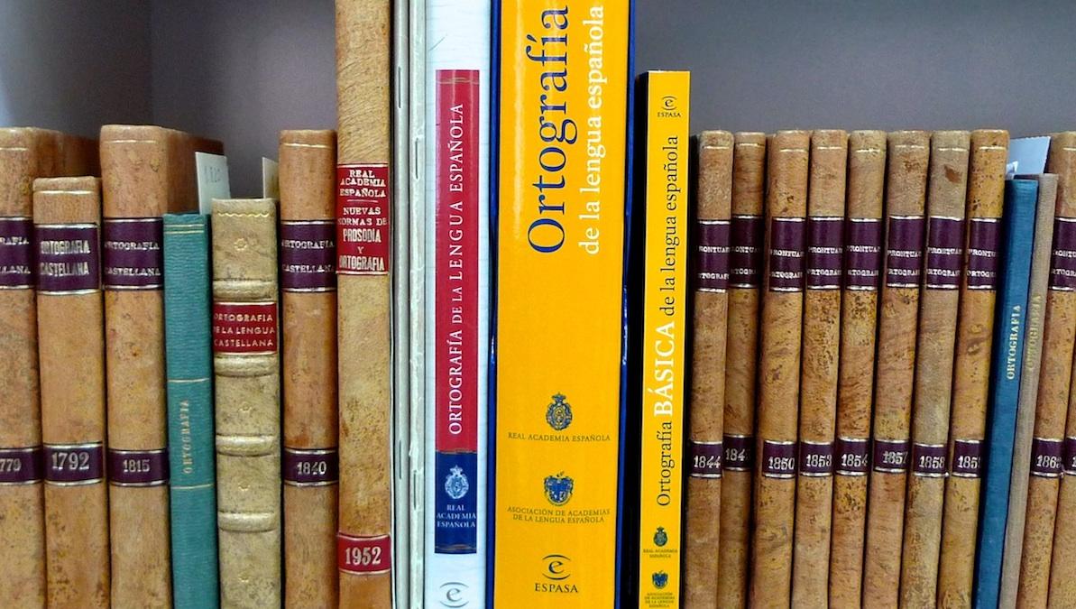 Ortografía Real Academia Española