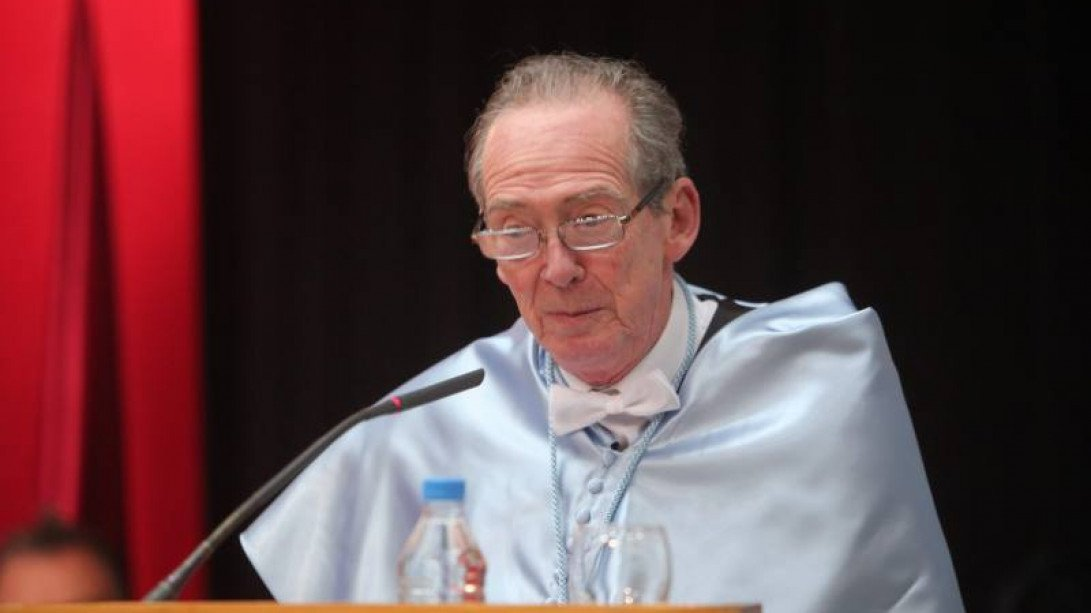 José Manuel Blecua, Doctor honoris causa por la Universidad Carlos III de Madrid
